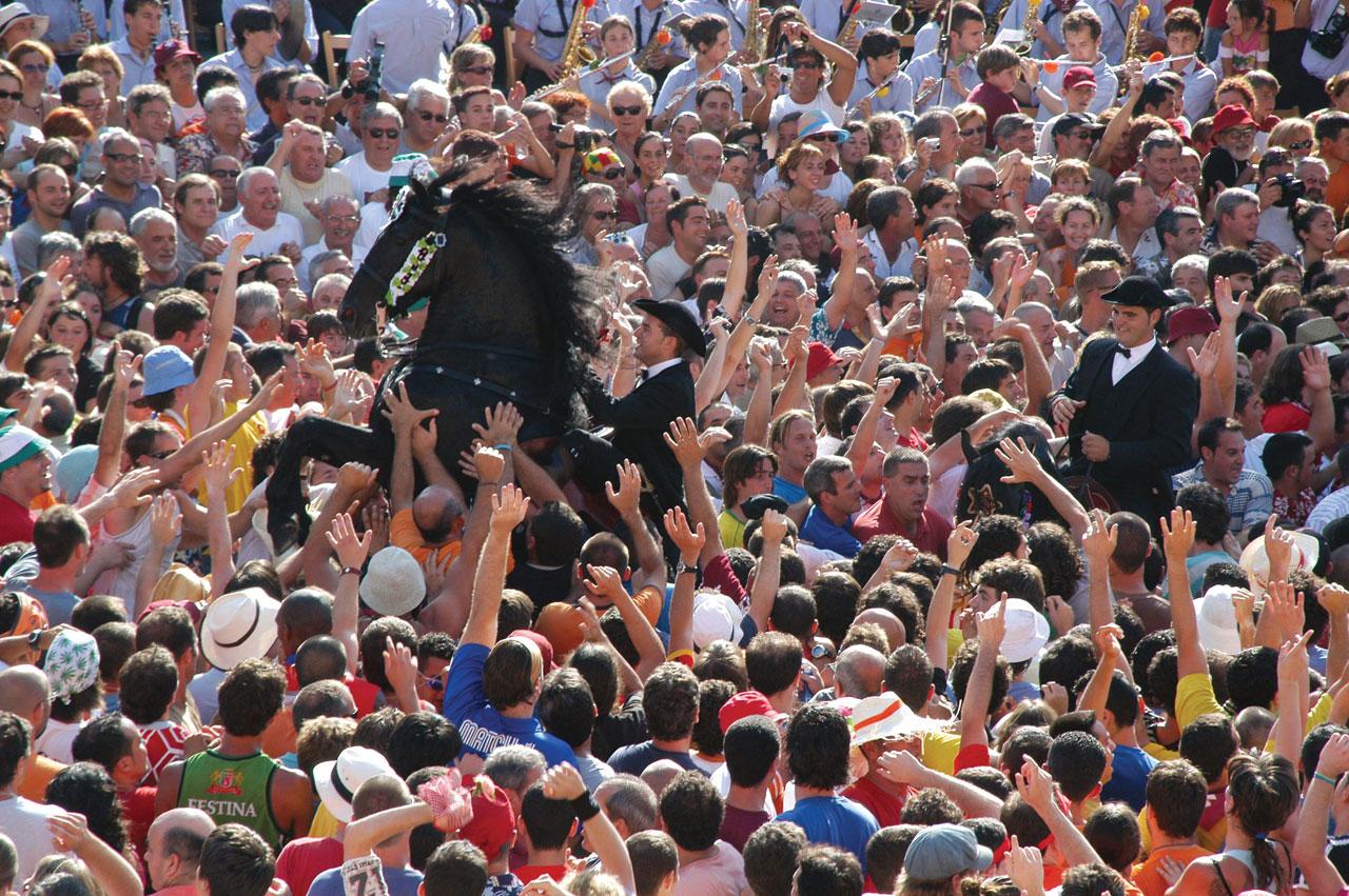 fiesta de San Juan Menorca